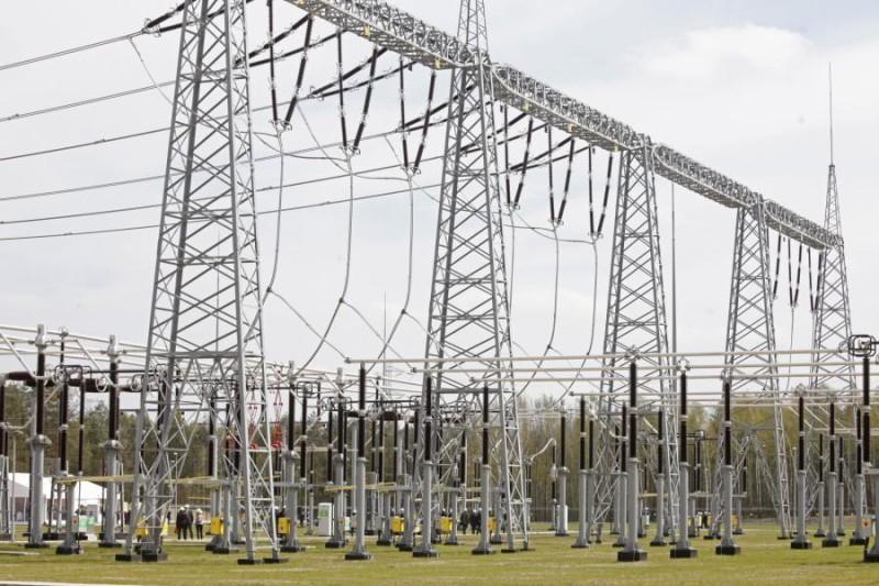 Wycieczka techniczna do stacji systemowej 400 kV Łomża w Modzelach Starych
